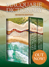 Macquarie dictionary seventh edition out now fandeluxe Images